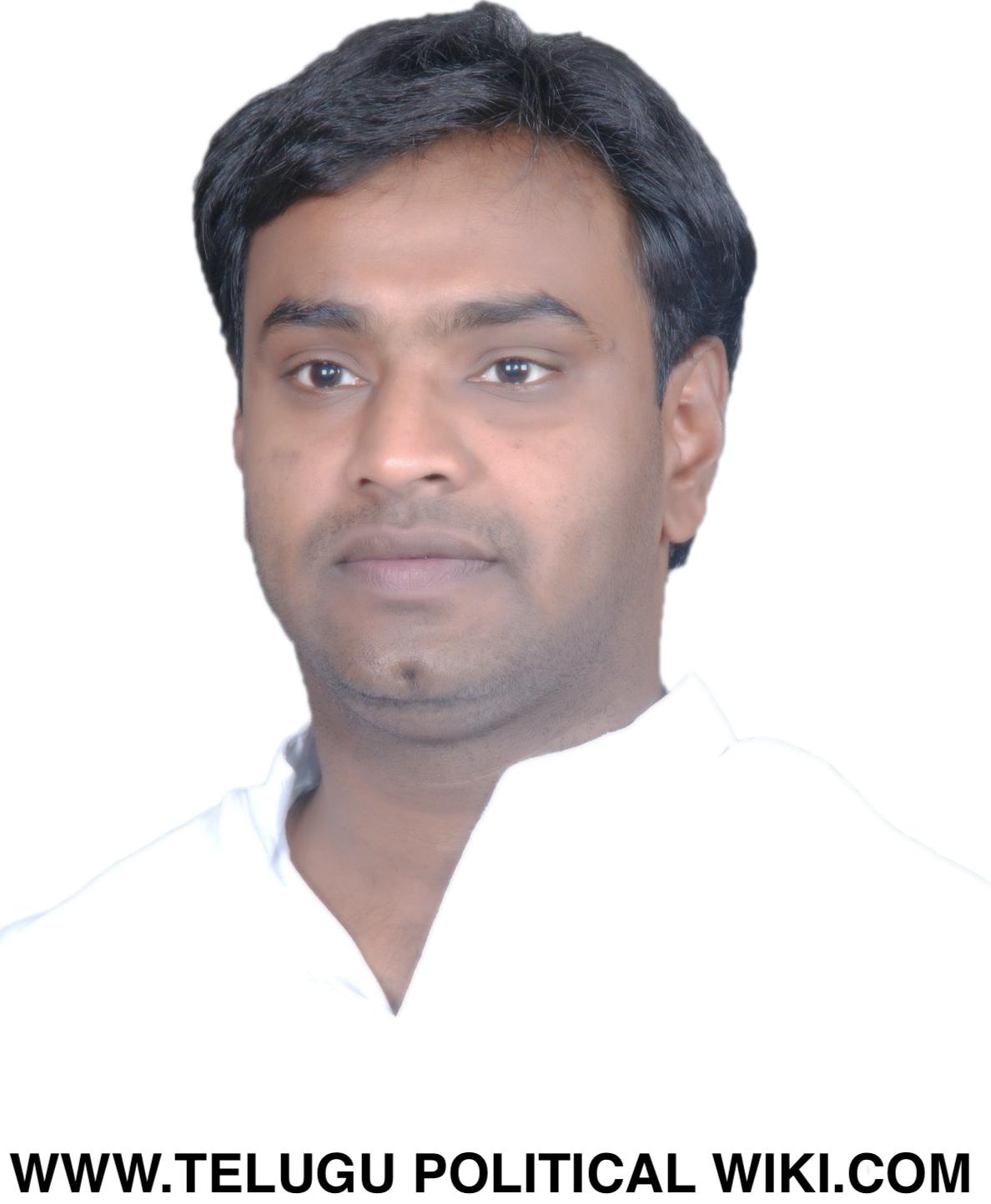 P Vishnuvardhan Reddy