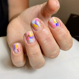 Nail Art Designs At Home