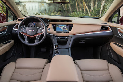 2017 Cadillac XT5 Was Awarded WardsAuto 10 Best Interiors
