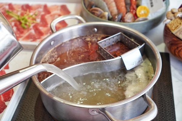 台南東區美食【花花世界鍋物】餐點介紹-水炊昆布