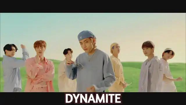 Dynamite Lyrics - BTS | Lyrics Lover