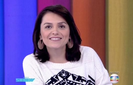 """No """"Vídeo Show"""", Monica Iozzi critica capas de revistas e pede """"menos  photoshop"""" - WillCarvalho.com - O blog do Will Carvalho Locutor 9a1a65710d"""