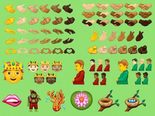 WhatsApp: cuáles son los nuevos emojis que se incorporan en el 2021