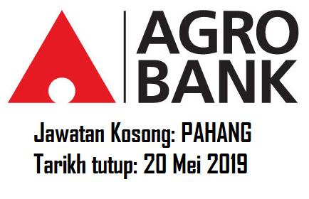 Jawatan Kosong Di Bank Pertanian Agrobank Pelbagai Jawatan Terbuka Jobcari Com Jawatan Kosong Terkini