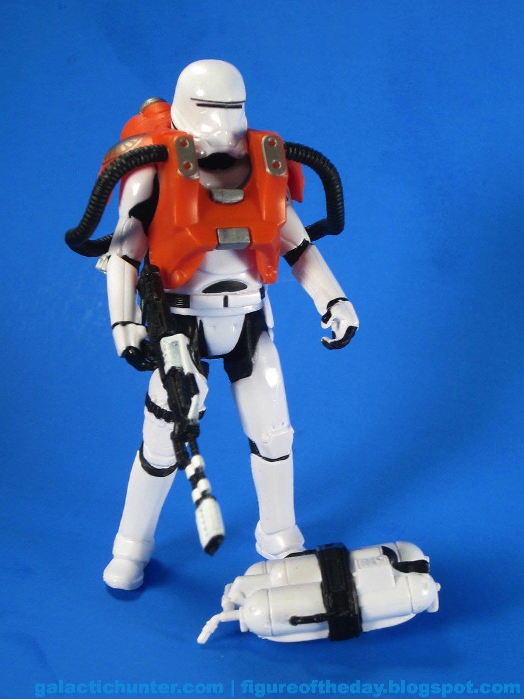 Star Wars The Force Awakens Flametrooper 2015 Figure Hasbro Kenner 171 Action- & Spielfiguren