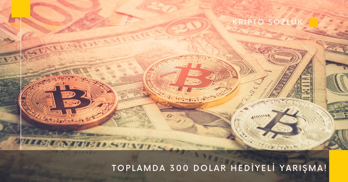 bitcoin hediyeli yarışma