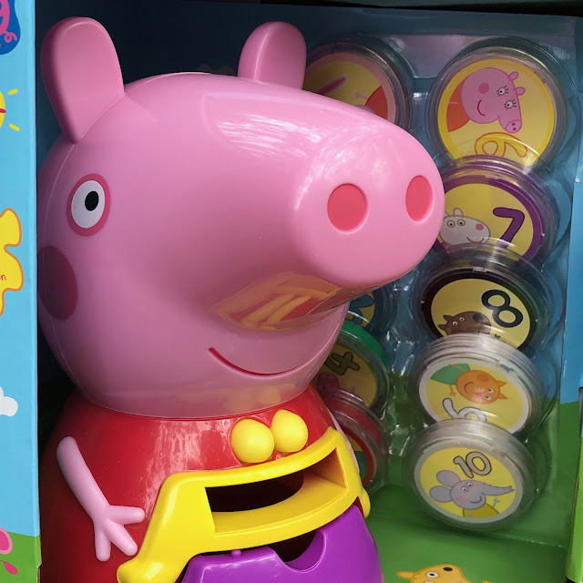 electronic learning toys, Peppa pig toys
