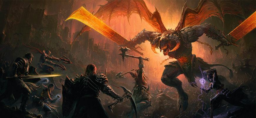 Diablo Immortal Game