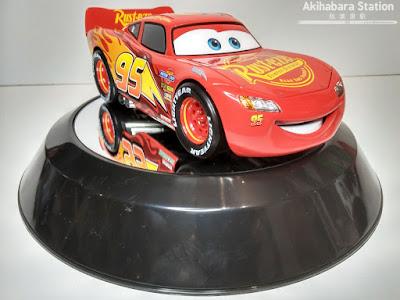 Chogokin Lightning McQueen de Cars - Tamashii Nations