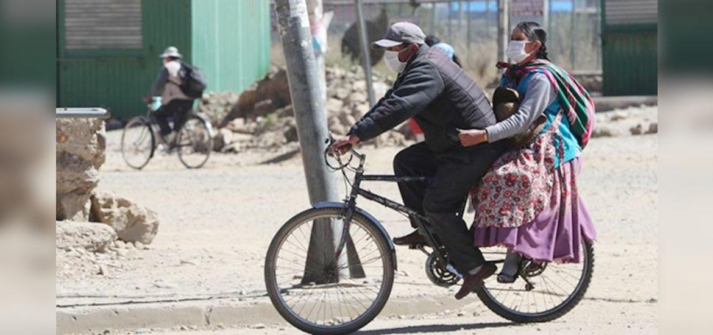 Bicicletas en Bolivia