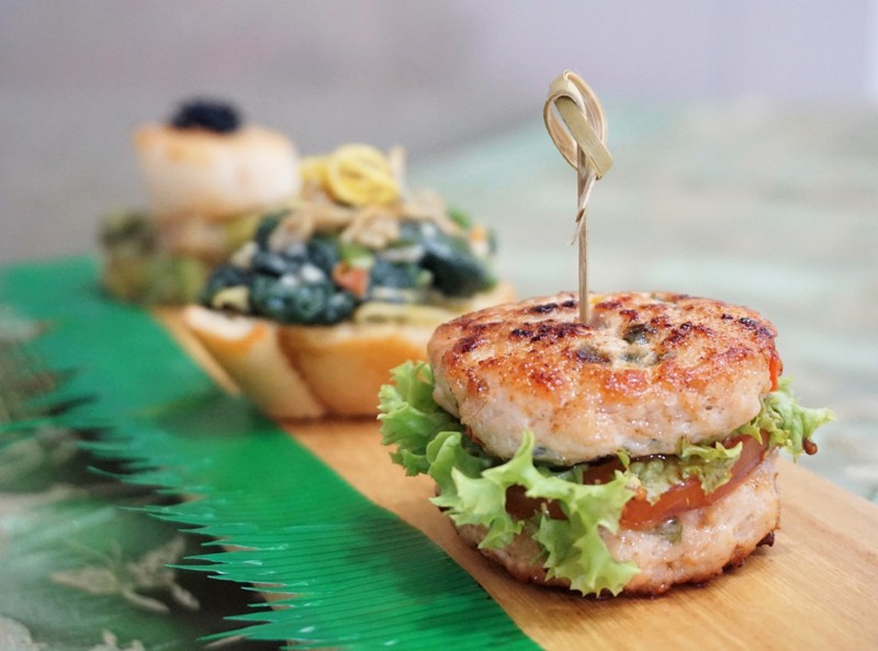 labo camelina oil high smoke point hamburger recipe