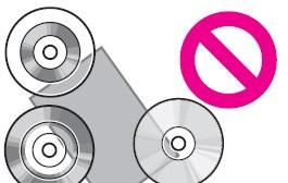 CD yang transparan atau area recording yang tembus pandang