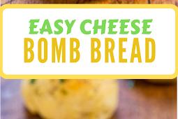 Easy Cheese Bomb Bread