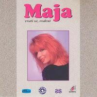 Maja Marijana - Diskografija  1996%2B-%2BMaja%2BMarijana%2B-%2BVrati%2BSe%2BRodjeni