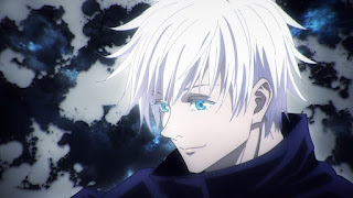 Hellominju.com : 呪術廻戦 アニメ 五条悟 (CV: 中村悠一)  無量空処   Jujutsu Kaisen   Gojō Satoru   Hello Anime !