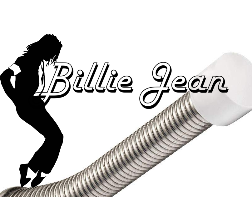 Türstopper-Sprungfeder Version von Michael Jacksons Billy Jean | Billie Jean But Every Instrument Is A Spring Door Stopper
