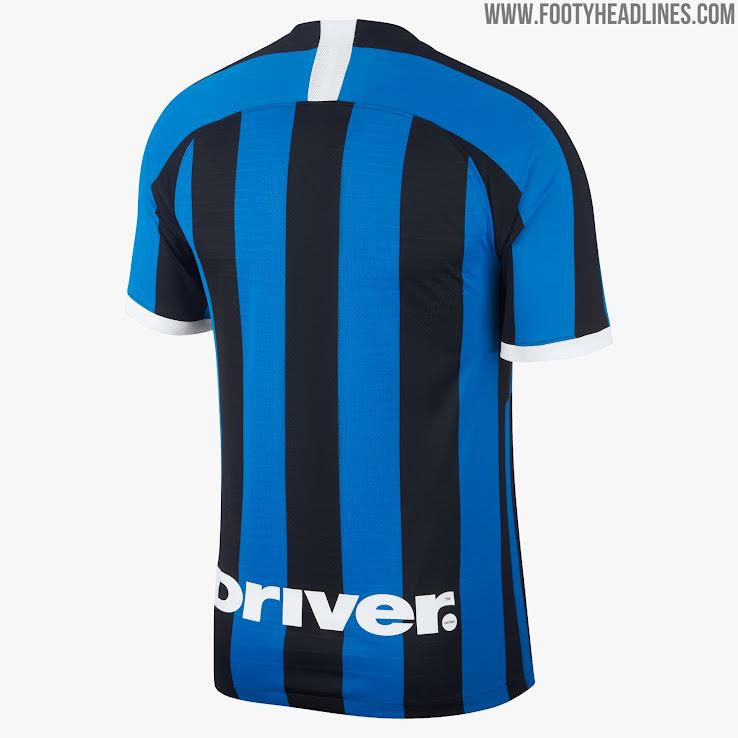 sports shoes e7ba3 5eb76 Inter Milan 19-20 Home Kit Revealed - Footy Headlines