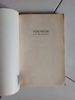 1 Honeymoon with My Brother by Franz Wisner