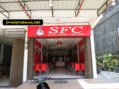 Sung Fried Chicken Tanjung Uban