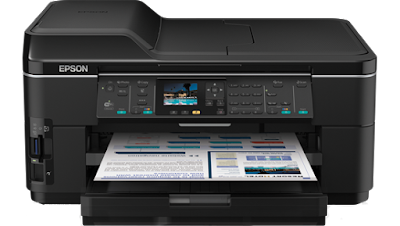 Epson WorkForce WF-7511 Driver Download