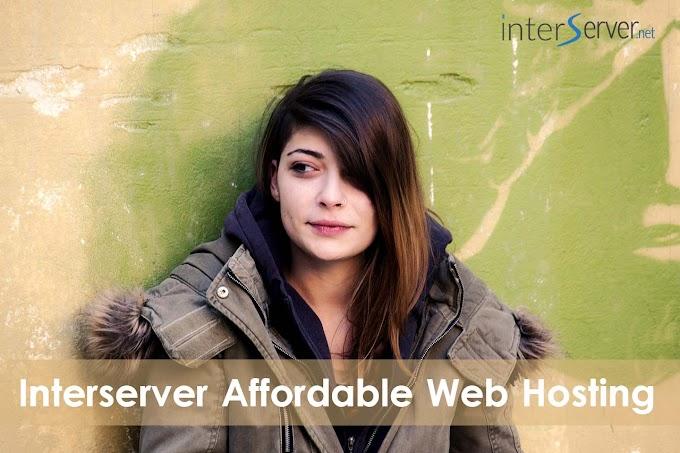 Interserver Review एक Affordable Web Hosting
