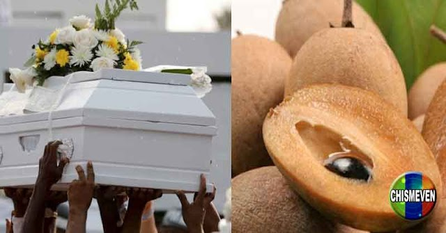 Menor de 10 años falleció ahogado por una semilla de níspero