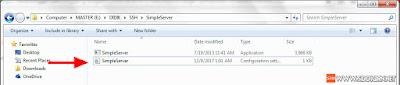 Config Simple Server