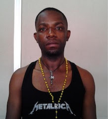 nigerian arrested with cocaine lagos