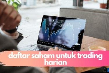 daftar saham untuk trading harian
