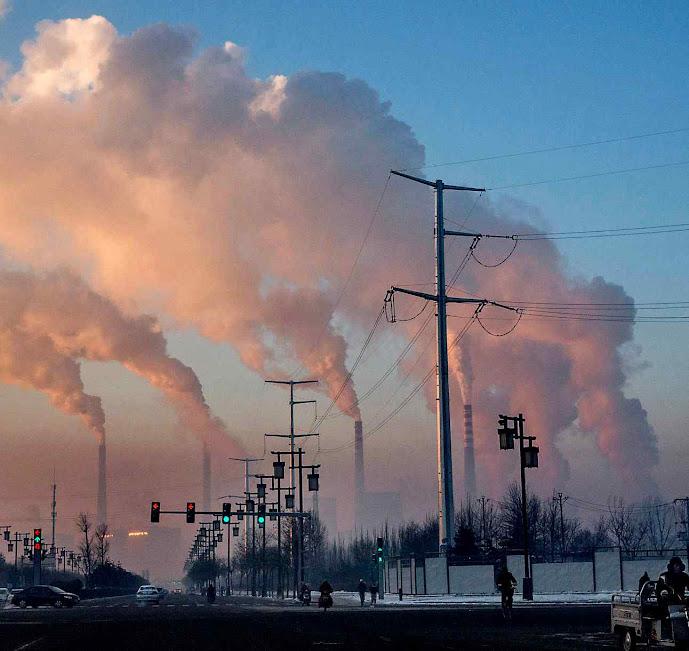 China maior poluidor climático do planeta não para de poluir