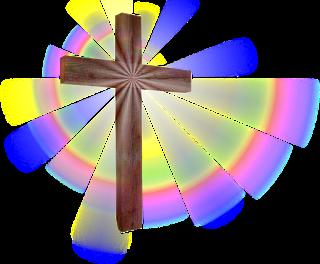 pascuas,cruz,rayos,luces,religion,catolica,cristo,jesus,resurrección