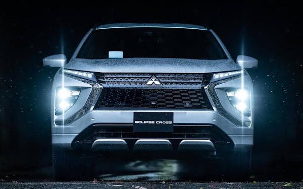 Mitsubishi Eclipse Cross 2021 ganha versão Híbrida Plug-in