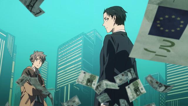 The Millionaire Detective: Balance Unlimited