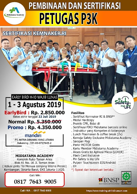 Petugas-P3K-kemnaker-tgl.-1-3-Agustus-2019-di-Jakarta