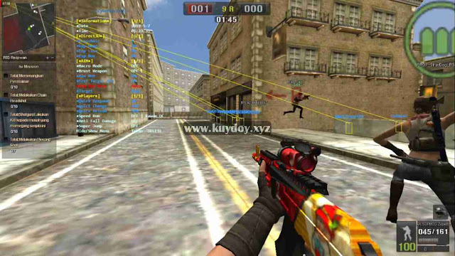Cara Cheat Point Blank Zepetto Terbaru