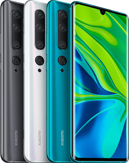 Xiaomi MI Note 10 108 MP megapixel high resolution penta 5 camera gorilla glass with in display fingerprint launched by Xiaomi published by Apidroid