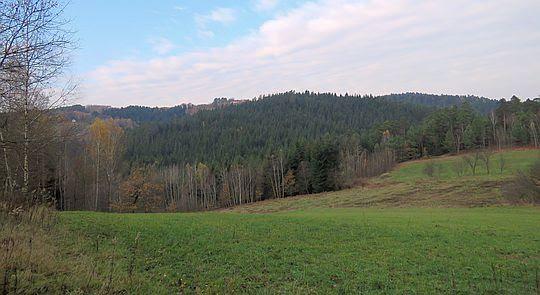 Pogórzański widok.