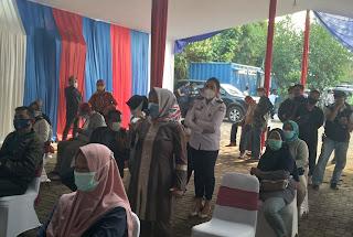 Sambut Harhubnas, BKKP Kolaborasi dengan KSOP Marunda Buat Penyuluhan Kesehatan dan Bagi Sembako