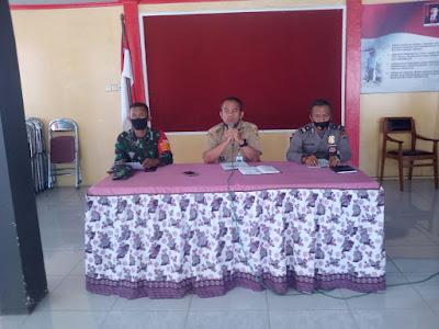 Danramil 06/Batuwarno : TNI-Polri Siap Membantu Dan Mengamankan Program Pemerintah