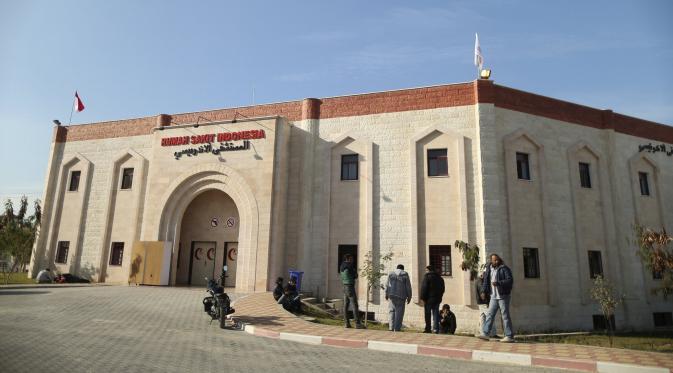 Wali Kota Hebron-MUI Bicarakan Pembangunan RS di Palestina
