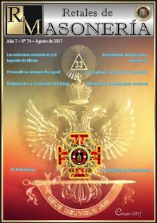 Retales de Masonería 74 – Agosto 2017