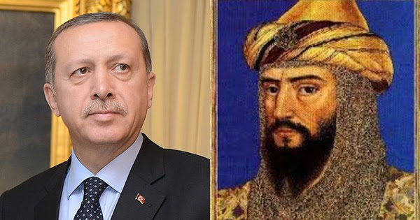 Erdogan dan Gelar Salahuddin Baru, Misi Bebaskan Al-Aqsa dari Israel