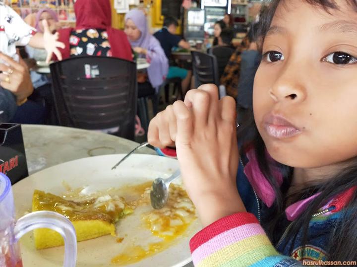 Kopitiam Kita, tempat makan sarapan best di Kota Bharu