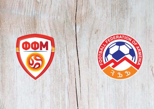North Macedonia vs Armenia -Highlights 05 September 2020