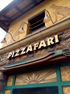 animal kingdom pizzafari lunch 2016