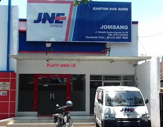 Alamat Agen JNE Express Di Jombang