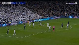 اهداف مباراة ريال مدريد وباريس سان جيرمان المثيرة (2-2) دوري ابطال اوروبا