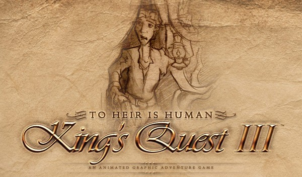 King's Quest III Redux - Δωρεάν Adventure Games
