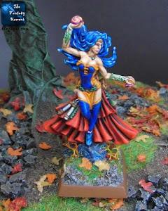 Phoenicia (Wood Elves Spellweaver)