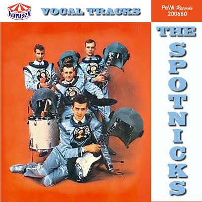 The Spotnicks - Vocal Tracks